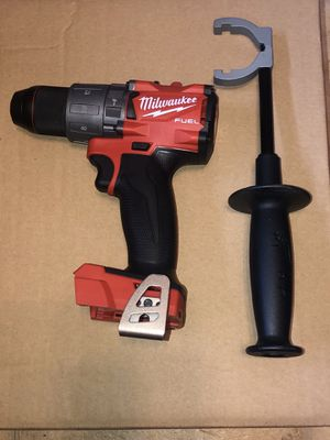 """Milwaukee Fuel 1/2"""" Hammer drill driver M18 brushless tool only New for Sale in Amherst, OH"""
