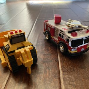 Fire truck & CAT Excavator for Sale in Diamond Bar, CA