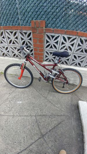 MENS DUAL SUSPENSION MOUNTAIN BIKE for Sale in Queens, NY