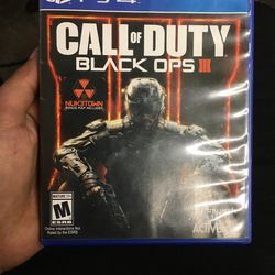 Call Of Duty Black Ops 3  for Sale in Bacliff, TX