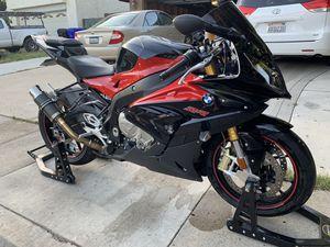 2015 BMW S1000rr clean bike one owner low miles motorcycles for Sale in Grand Prairie, TX