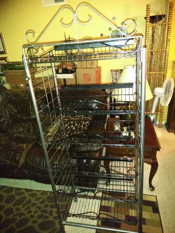 Kitchen Storage or Baker's Rack