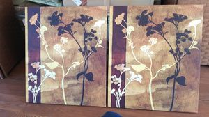 Abstract flowers paintings for Sale in Richmond Hill, GA