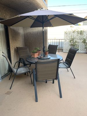 Outdoor Patio Furniture for sale! for Sale in Glendale, CA