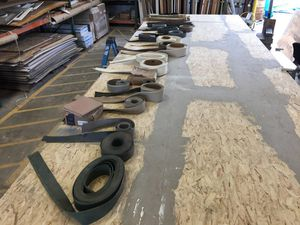 Misc rubber floor base for Sale in Auburn, WA