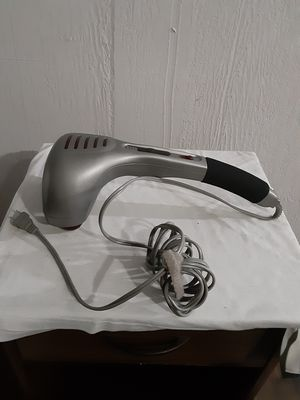 Homedics PA-1HW Variable-Speed Percussion Massager with Heat for Sale in Merritt Island, FL