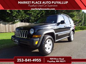 2007 Jeep Liberty for Sale in Puyallup, WA