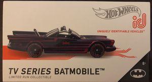 Hot wheels ID Batmobile TV Series NEW for Sale in Clovis, CA