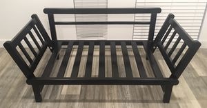 Futon Frame (World Market) for Sale in Seattle, WA
