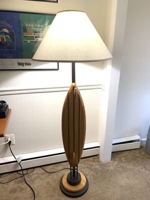 Pacific Coast Lighting Big Kahuna Surfboard Floor Lamp for Sale in Indian Head, MD
