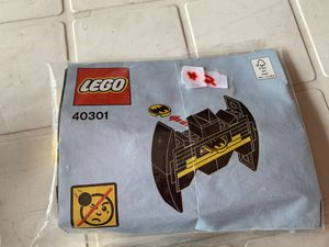 LEGO Batman Disc Shooter Opened for Sale in Boston, MA