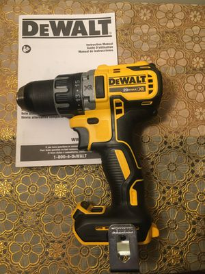 DeWalt. 20V MAX XR Lithium Ion 2-Speed Brushless Compact Drill Driver (Tool Only). DCD791B. for Sale in Brooklyn, NY