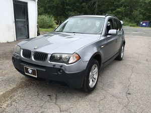 2005 BMW X3 Part out for Sale in West Bridgewater, MA