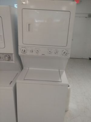 Kenmore stackable washer and dryer used good condition 90days warranty for Sale in Mount Rainier, MD