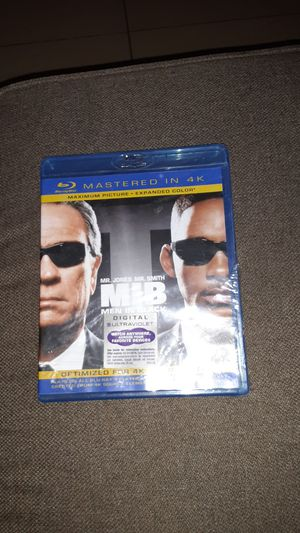 MIB- Men in Black Blu ray for Sale in La Verne, CA