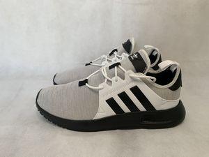 adidas Original Unisex-Kid's X_PLR J Running Shoe, Lt grey/Black/White 6.5US, Brand new with box for Sale in Port St. Lucie, FL