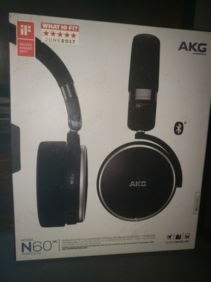AKG Noice Cancelling Headphones for Sale in Lamont, CA