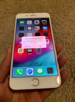 iphone 8plus for Sale in Houston, TX