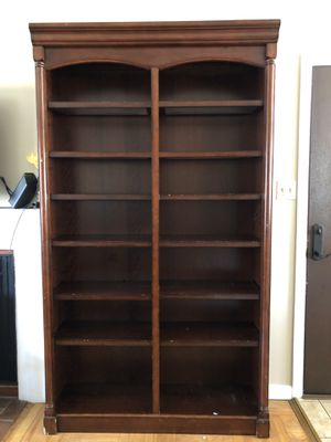 TWO WOODEN BOOKSHELVES for Sale in South San Francisco, CA