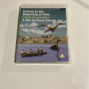 Journey To The Beginning Of Time (1955) Blu-ray for Sale in Montebello, CA