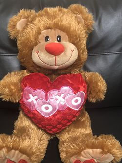 Teddy Bear For Valentines Day for Sale in Brooklyn,  NY