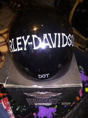 Harley Davidson motorcycle helmet for Sale in Dallas, TX