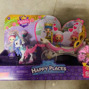 Shopkins Happy Places Royal Crown Carriage for Sale in Opa-locka, FL