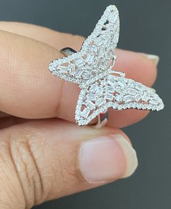 925 sterling silver PLATA Mariposa Butterfly Women Ring for Sale in Los Angeles,  CA