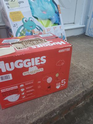 huggie pamper for Sale in Shaker Heights, OH