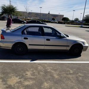 2001 Honda Civic for Sale in Houston, TX