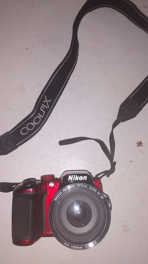 Cooplpik Nikon camera for Sale in Accokeek, MD