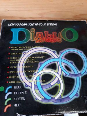 Lightning system for DJ setup for Sale in Ontario, CA