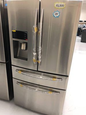 Brand new never been refrigerator and other appliances for Sale in Carmel, IN
