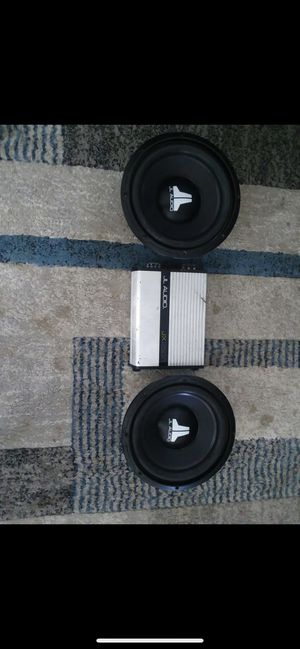 Jl audio for Sale in Durham, NC