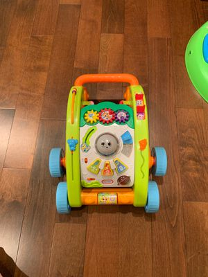 Baby Walker little tikes for Sale in Vancouver, WA
