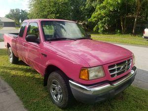 2002 Ford Ranger XLT for Sale in Venice, FL