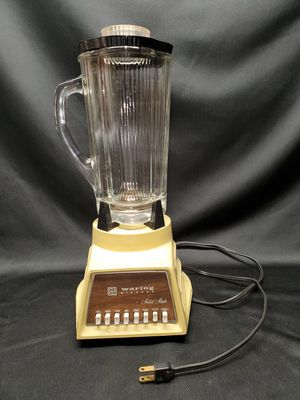 Vintage Waring 7-speed Blender Solid State Model 1186 Retro for Sale in Town and Country, MO