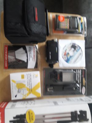 Bell and Howell video kit. for Sale in Westville, NJ