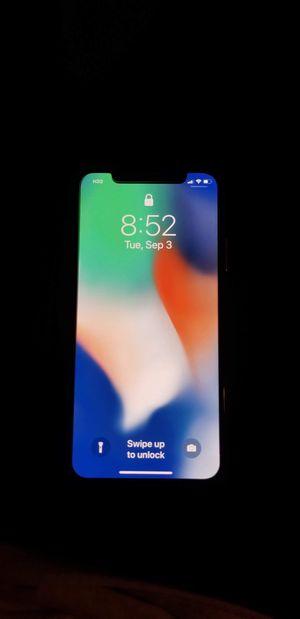 iPhone X for Sale in Roanoke, VA