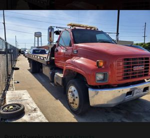 Gmc Flatbed towtruck for Sale in Lancaster, TX