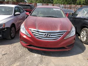 2011-2013 Hyundai Sonata parts only for Sale in Riverview, FL