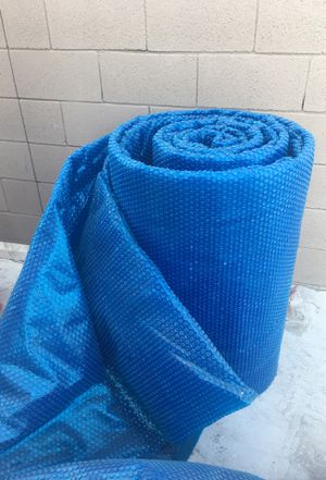 Solar pool cover never used for Sale in Downey, CA