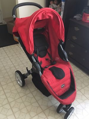 Red Britax toddler stroller for Sale in Silver Spring, MD