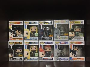 Funko pop collection (together or separates) for Sale in Claremont, CA