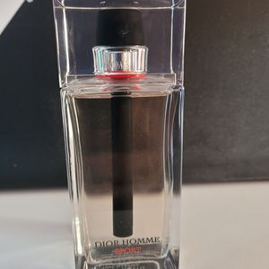 Dior Homme Sport 4.2 Oz Perfume for Sale in San Bernardino, CA