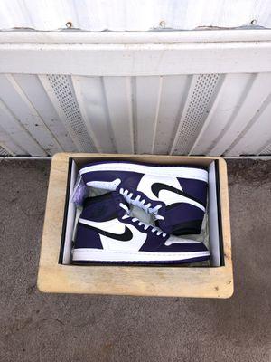 "Air Jordan 1 retro high OG "" court purple"" size 12 for Sale in Phoenix, AZ"