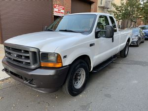 2001 Ford F250 commercial cargo work pick up truck for Sale in Brooklyn, NY