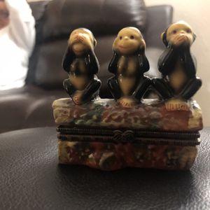 See Hear & Speak Monkeys Antique for Sale in Phoenix, AZ