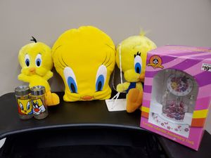 Looney Tunes Tweety Bird Lot for Sale in Dearborn, MI
