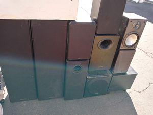 Lots of speakers for Sale in El Cajon, CA